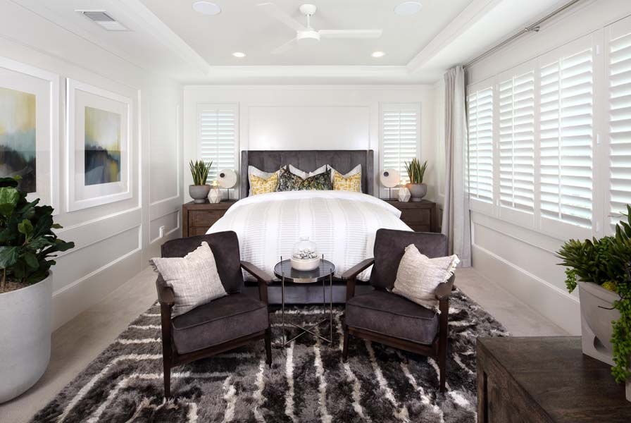 Master Suite Residence 1 | Citrus at Emerson Ranch in Oakley, CA | Brookfield Residential