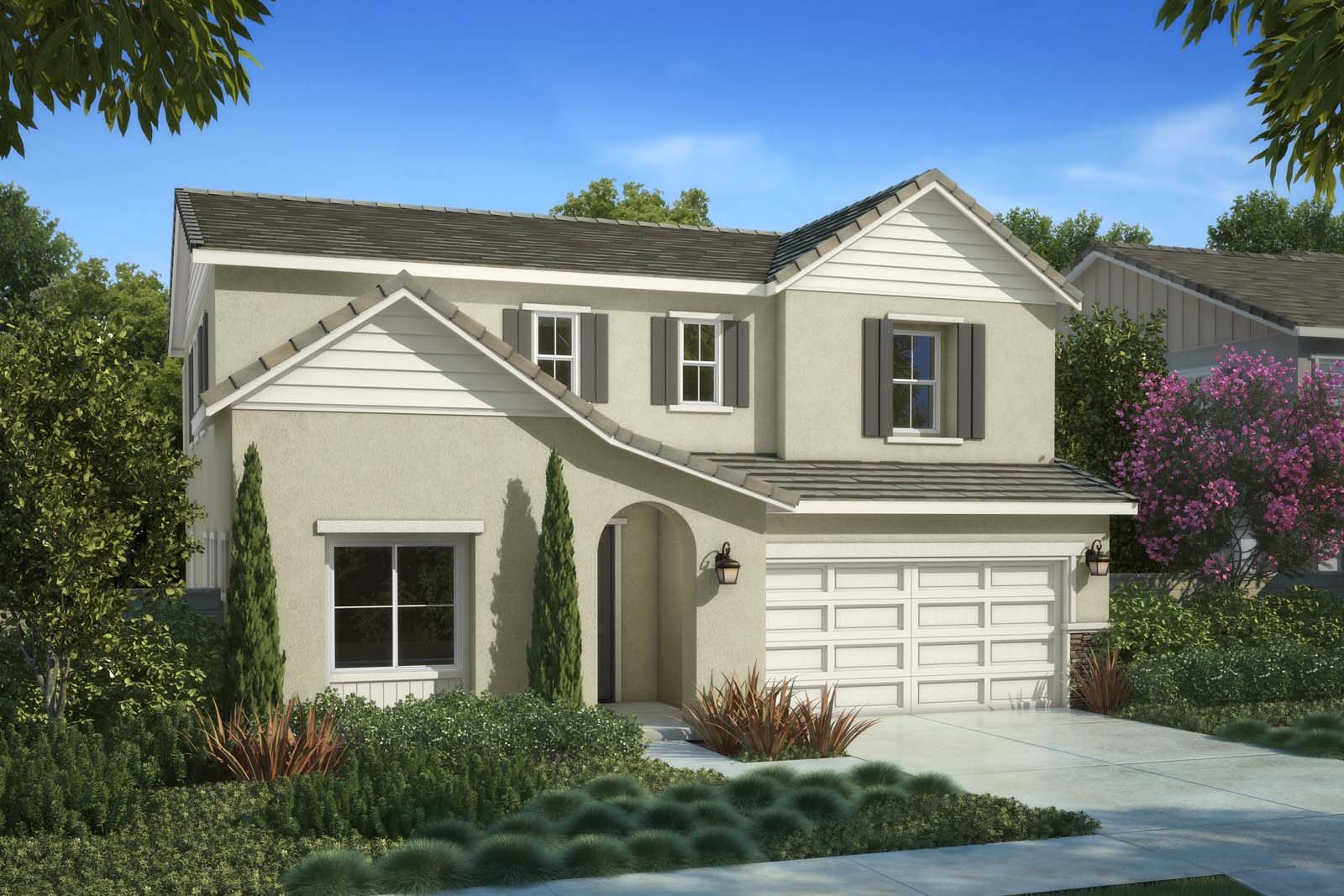 Residence 1B | Citrus at Emerson Ranch in Oakley, CA | Brookfield Residential