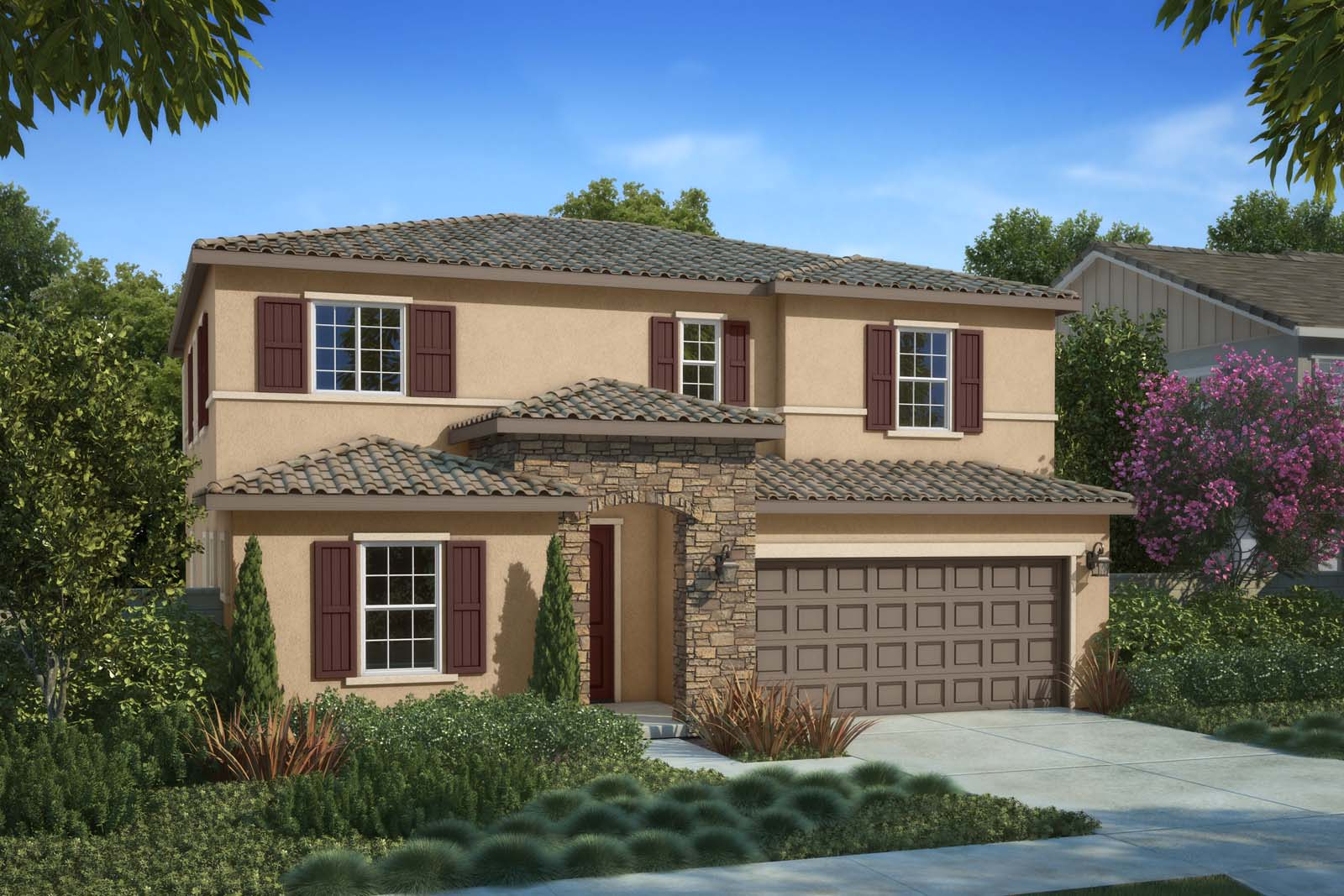 Residence 1C | Citrus at Emerson Ranch in Oakley, CA | Brookfield Residential
