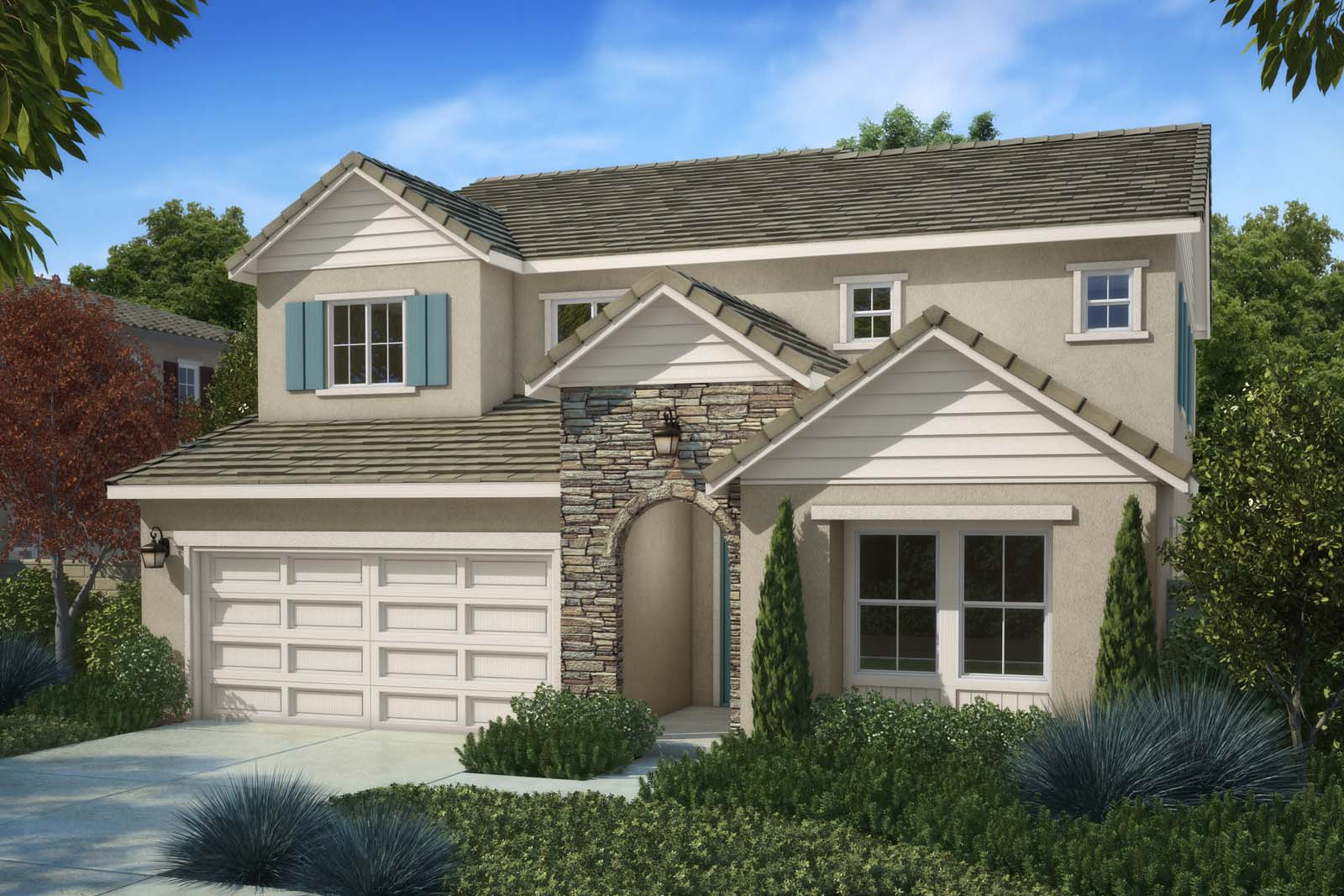 Residence 2B | Citrus at Emerson Ranch in Oakley, CA | Brookfield Residential