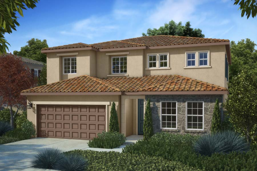 Residence 2C | Citrus at Emerson Ranch in Oakley, CA | Brookfield Residential