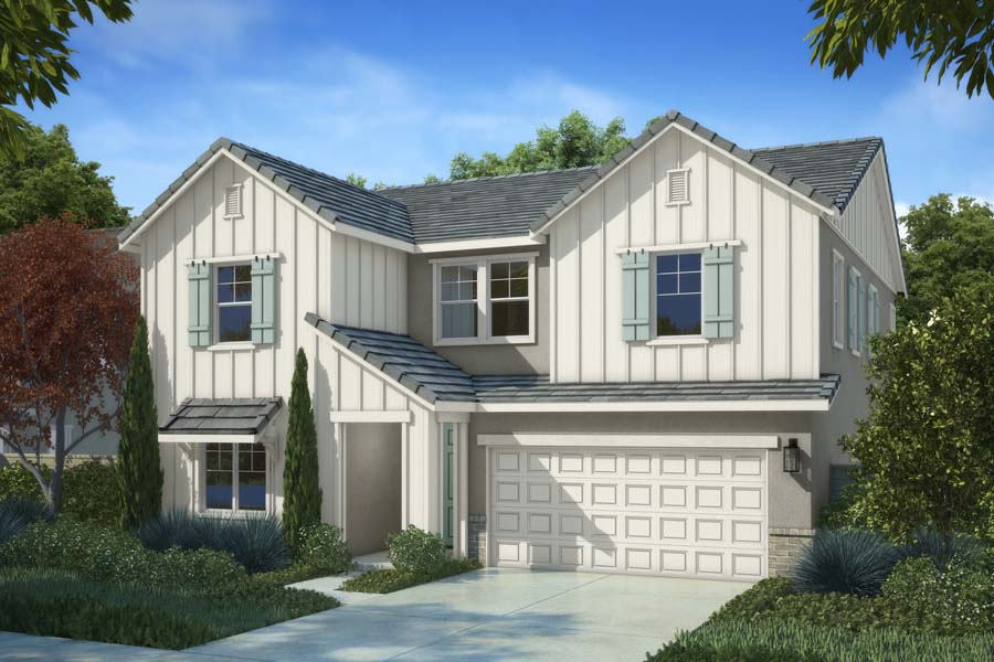 Residence 3A | Citrus at Emerson Ranch in Oakley, CA | Brookfield Residential