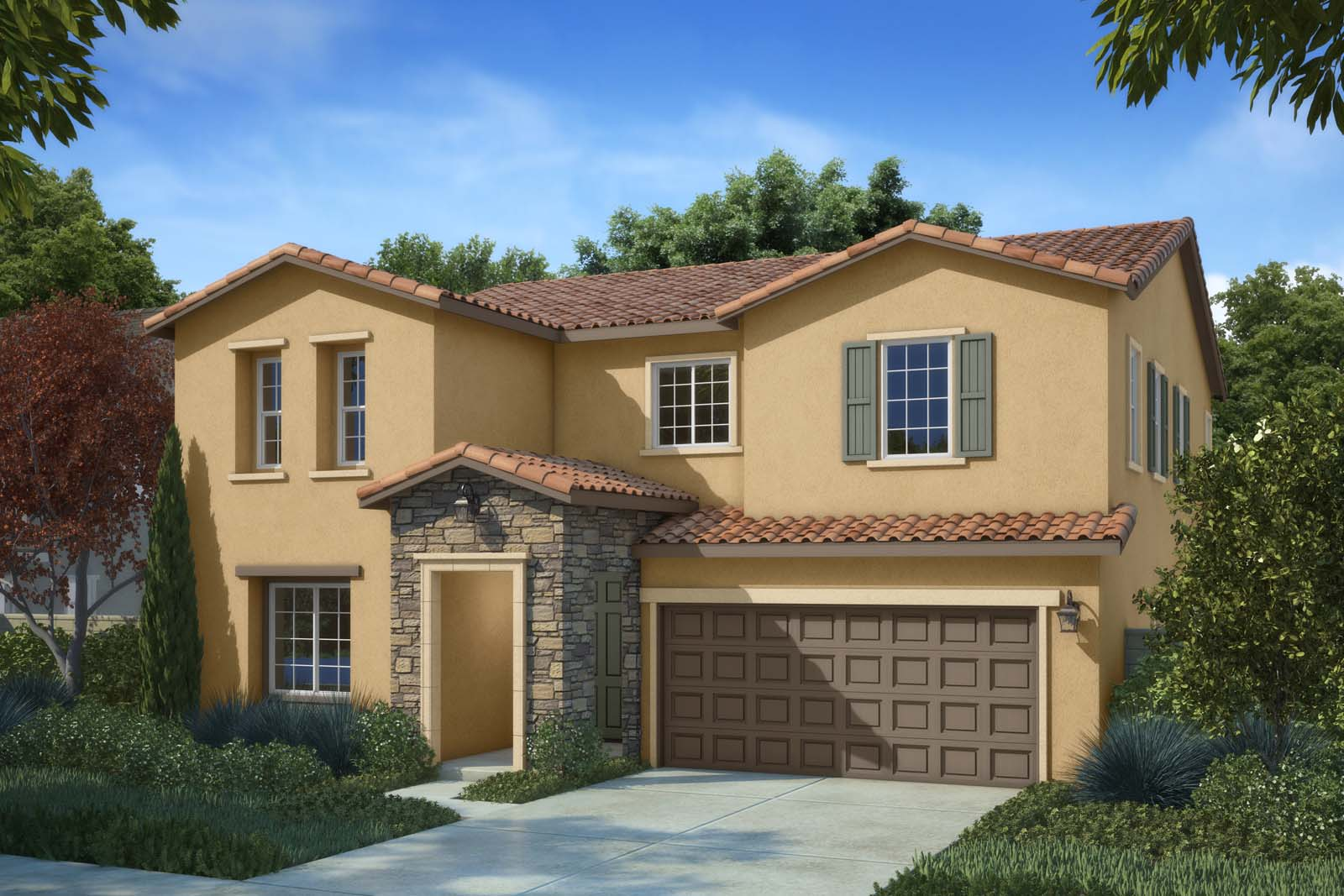 Residence 3C | Citrus at Emerson Ranch in Oakley, CA | Brookfield Residential