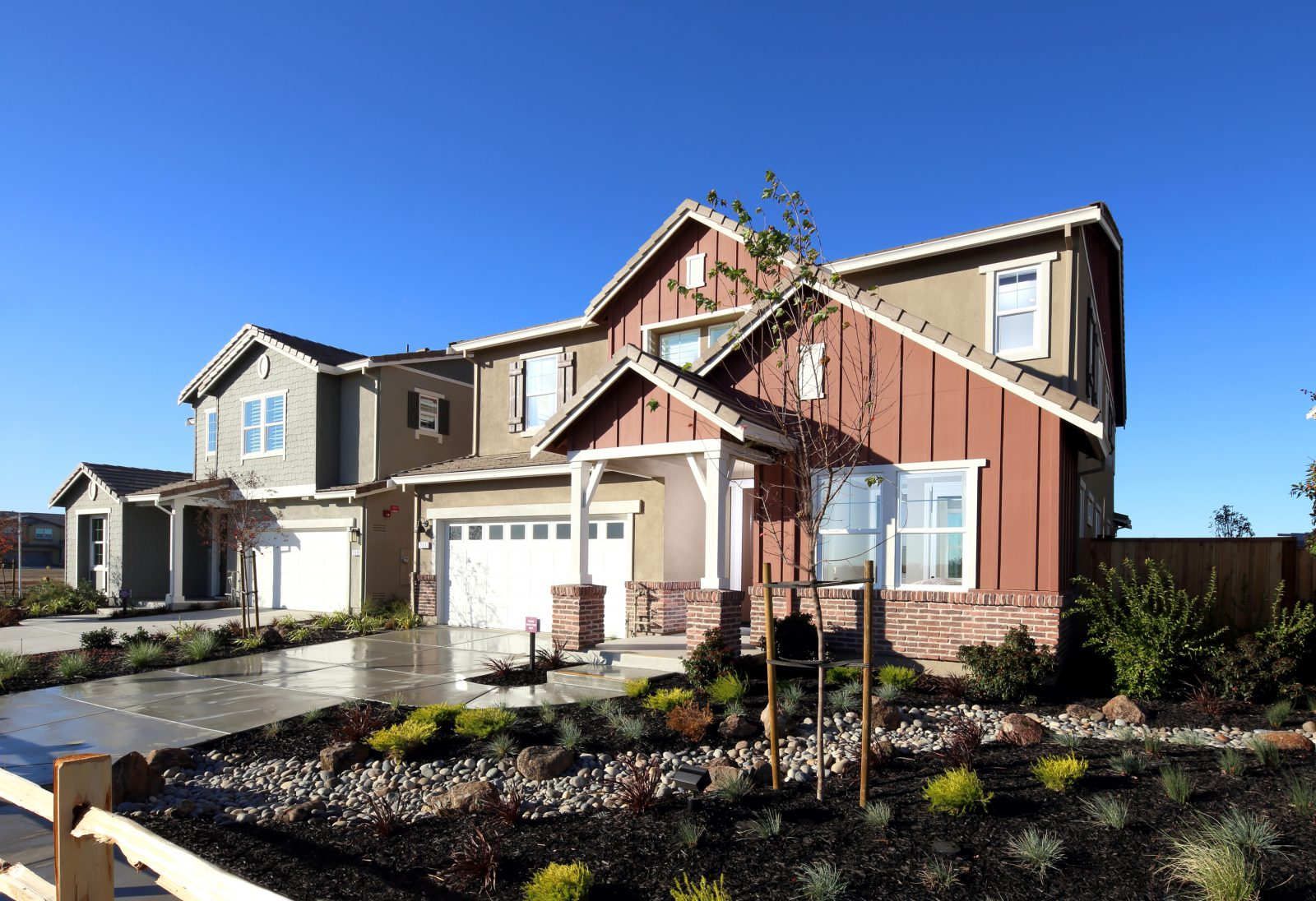 Residence 3 Exterior | Laurel at Emerson Ranch in Oakley, CA | Brookfield Residential