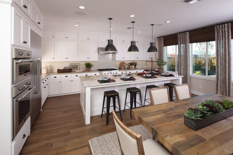 Residence 3 Kitchen | Laurel at Emerson Ranch in Oakley, CA | Brookfield Residential