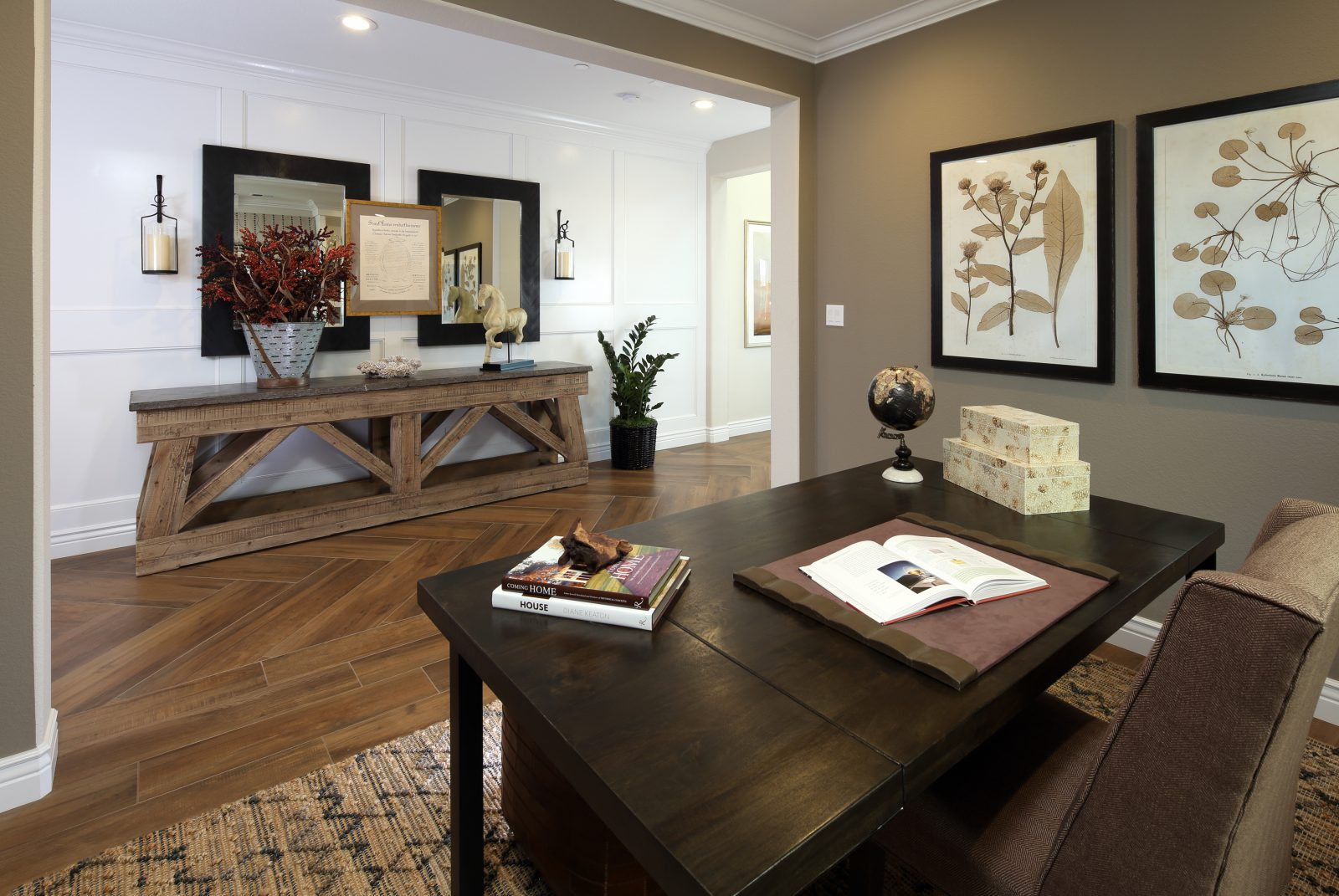Residence 3 Study | Laurel at Emerson Ranch in Oakley, CA | Brookfield Residential