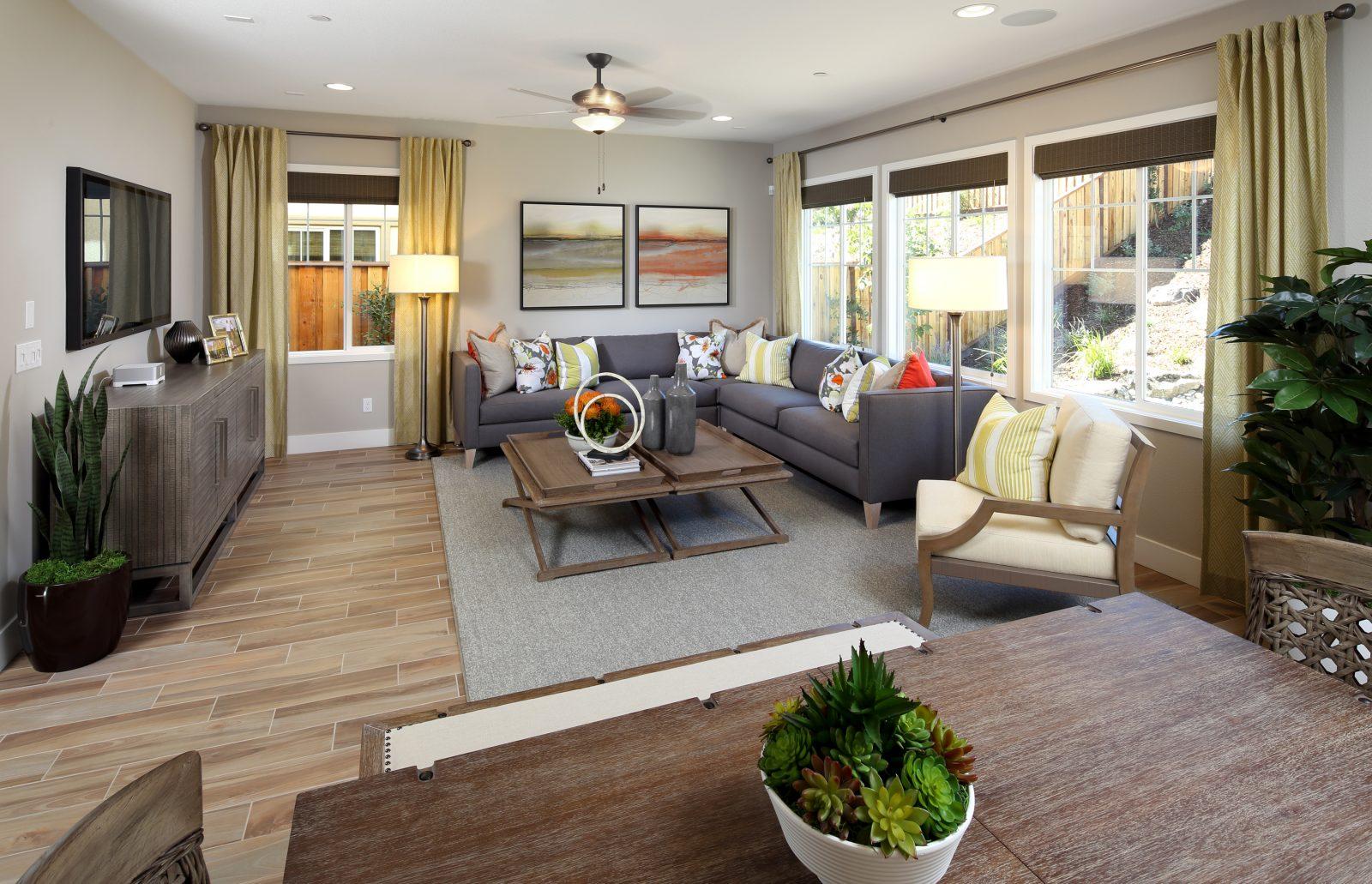 ... Overhead Door Brookfield Overhead Door Pics : New Homes In Gilroy, CA |  Ambrosia At ...
