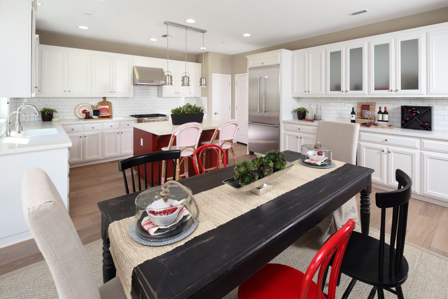 Gourmet kitchen in new luxury home | Ambrosia at Glen Loma Ranch in Gilroy, CA | Brookfield Residential