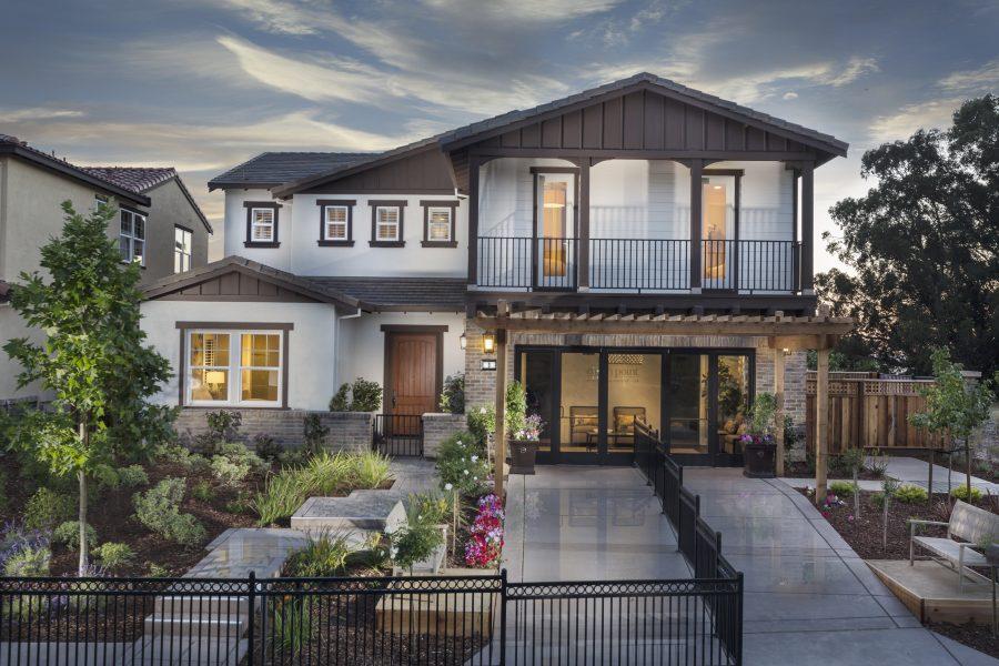 Crown Point New Homes Hayward Ca