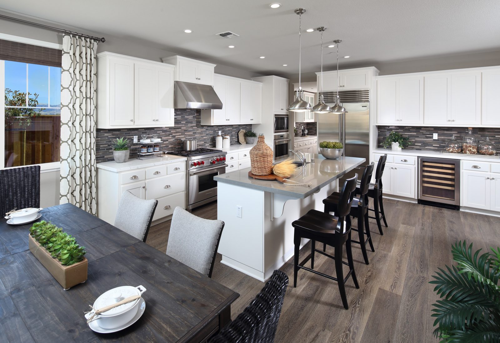 Kitchen | Mataro in Gilroy, CA | Brookfield Residential