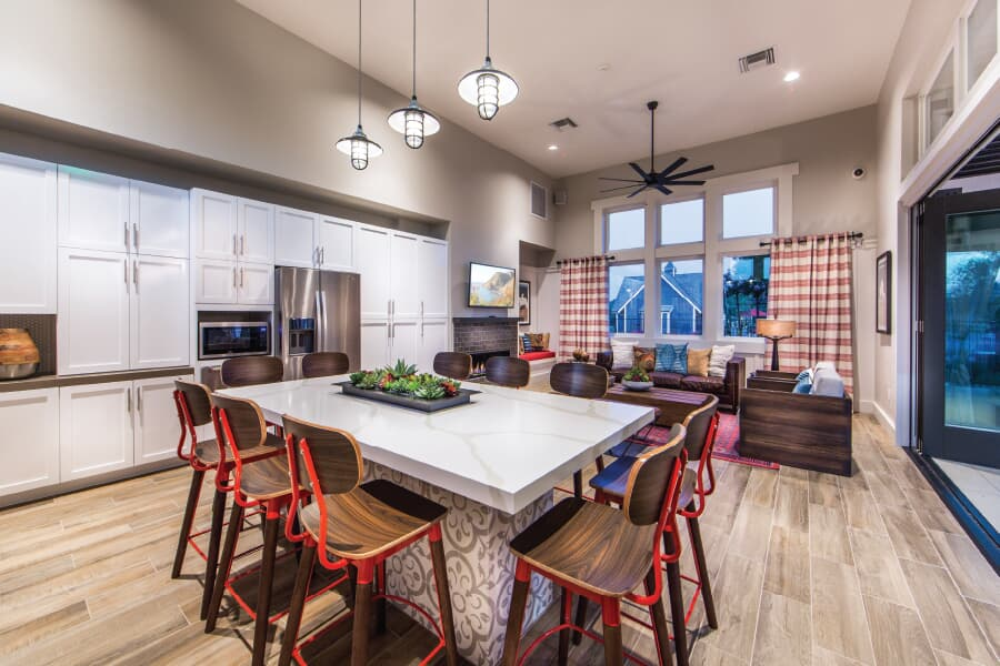 The Ranch House Kitchen | Audie Murphy Ranch in Menifee, CA | Brookfield Residential