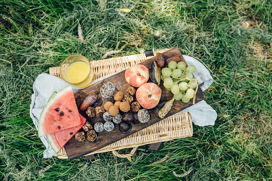 Fruit Platter | Audie Murphy Ranch in Menifee, CA | Brookfield Residential