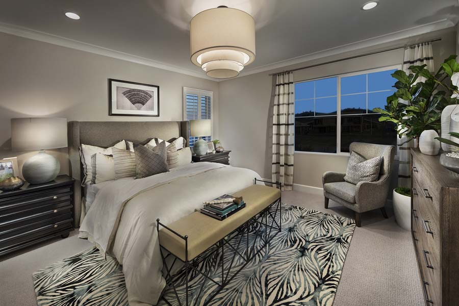 Plan 3 bedroom | Savannah at Audie Murphy Ranch in Menifee, CA | Brookfield Residential