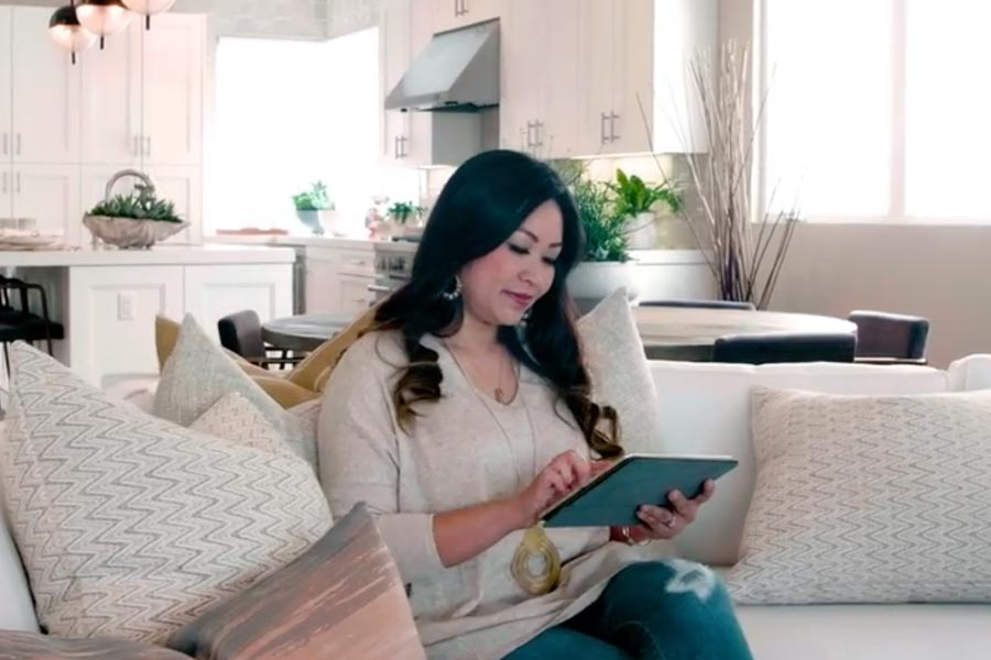Including Connected Home features in all newly opened neighborhoods in Southern California Brookfield Residential