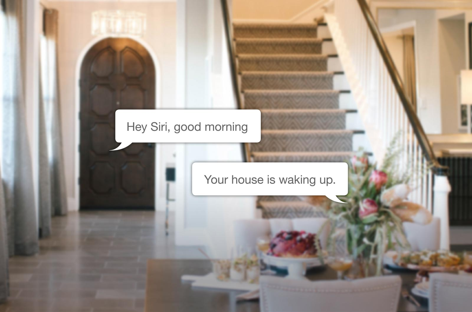 Control your connected home with Siri | Brookfield Residential