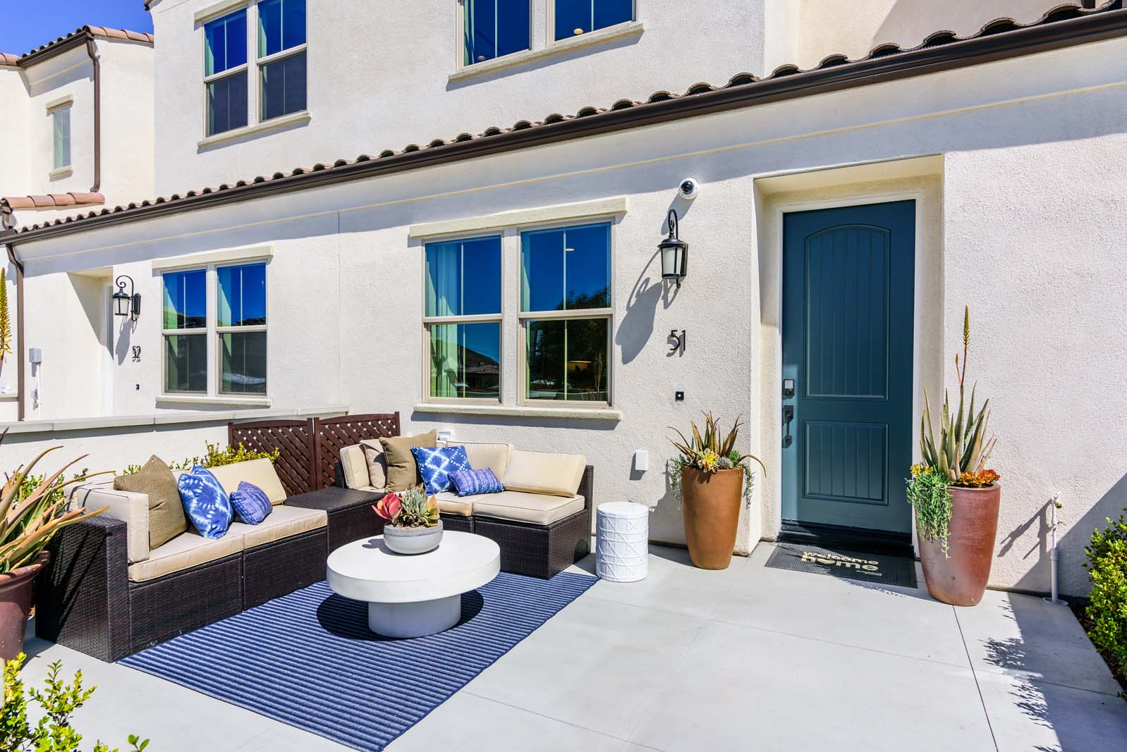Front of Residence 1 | Flora at the Village of Escaya in Chula Vista, CA | Brookfield Residential
