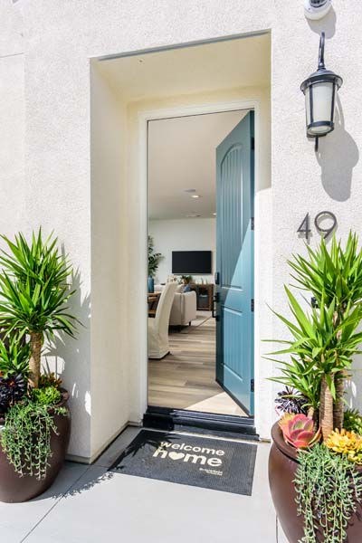 Entry Residence 3 | Flora at the Village of Escaya in Chula Vista, CA | Brookfield Residential