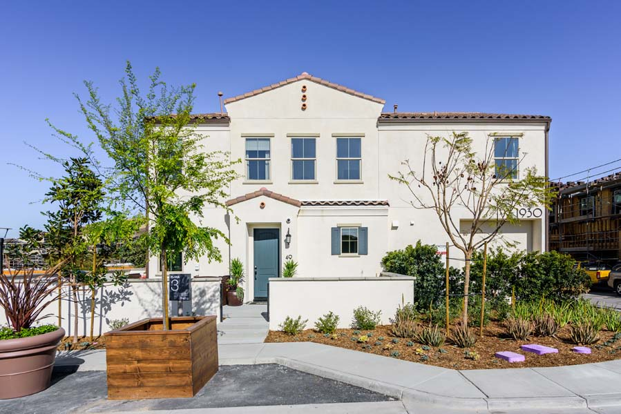 New Homes In Chula Vista | Flora at Escaya