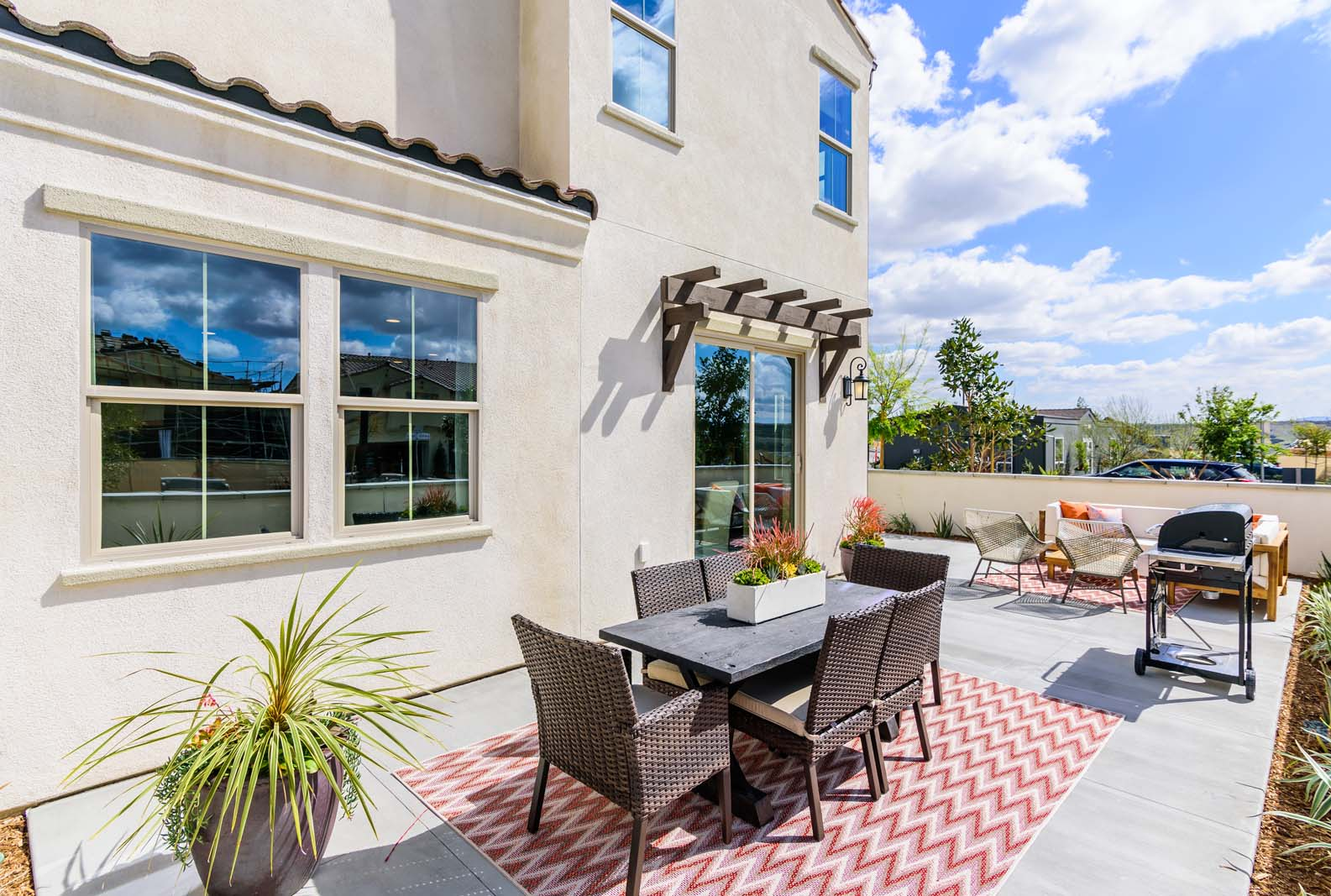 Front Residence 3 | Flora at the Village of Escaya in Chula Vista, CA | Brookfield Residential