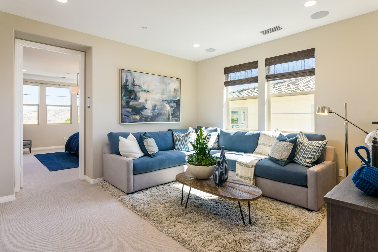Bonus Room | Haciendas at The Village of Escaya in Chula Vista, CA | Brookfield Residential