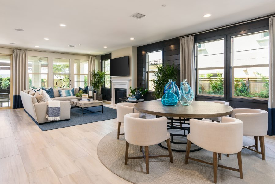 Dining Room | Haciendas at The Village of Escaya in Chula Vista, CA | Brookfield Residential