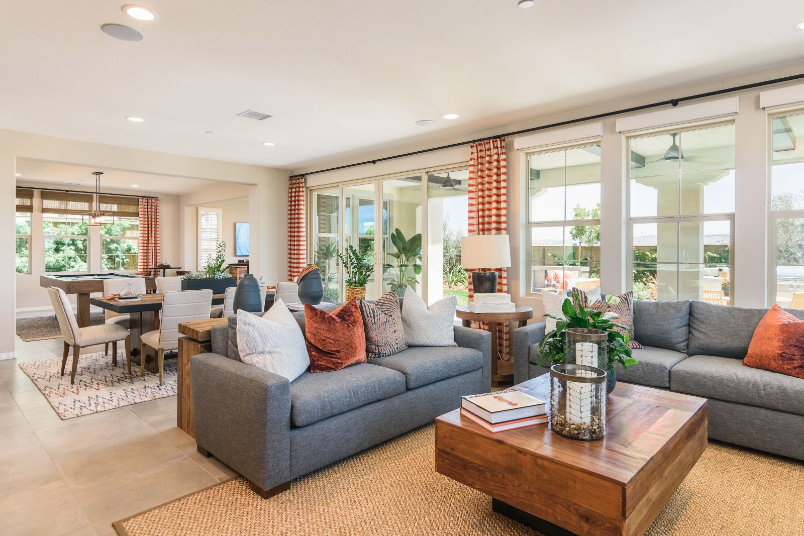 Great Room | Haciendas at The Village of Escaya in Chula Vista, CA | Brookfield Residential