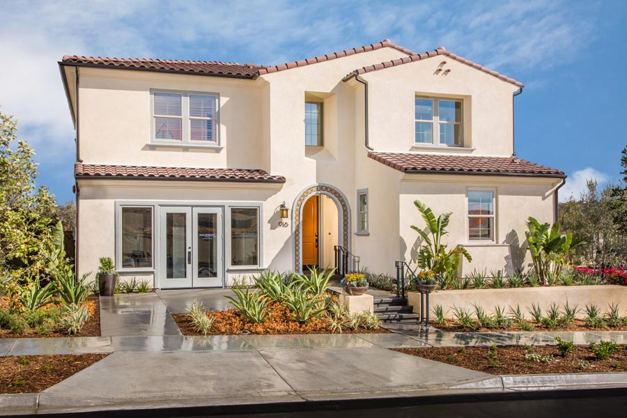 Residence 2 Exterior | Haciendas at the Village of Escaya in Chula Vista, CA | Brookfield Residential