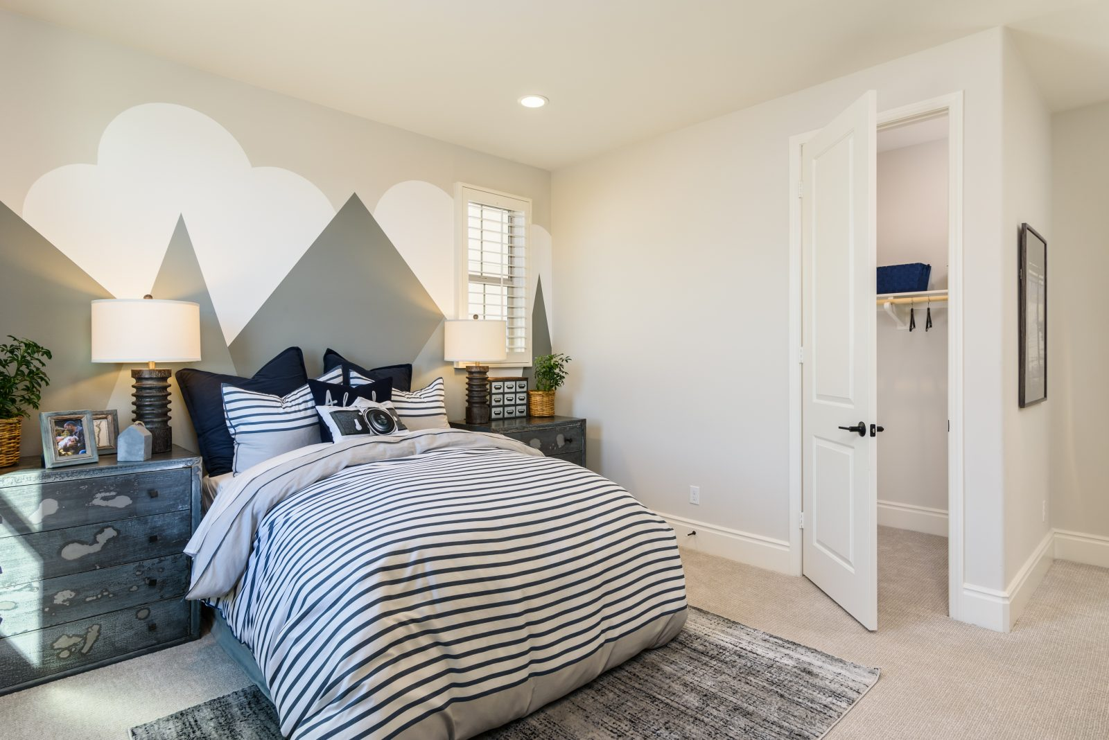 Bedroom | Haciendas at The Village of Escaya in Chula Vista, CA | Brookfield Residential
