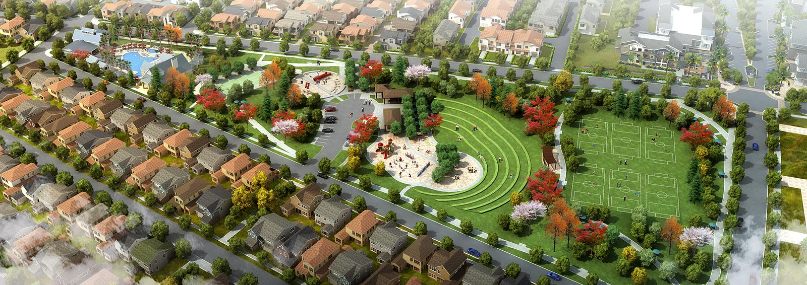 Escaya Park | The Village of Escaya in Chula Vista, CA | Brookfield Residential