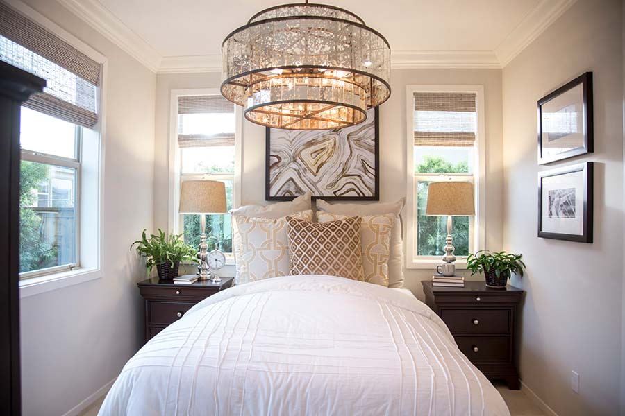 Bedroom Detail | Prado at the Village of Escaya in Chula Vista, CA | Brookfield Residential