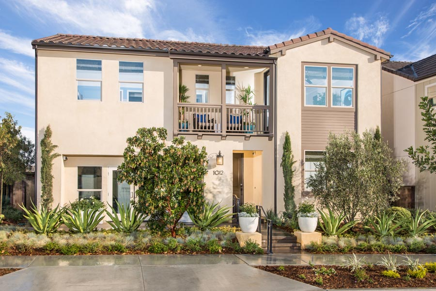 Residence 2 Exterior | Prado at the Village of Escaya in Chula Vista, CA | Brookfield Residential