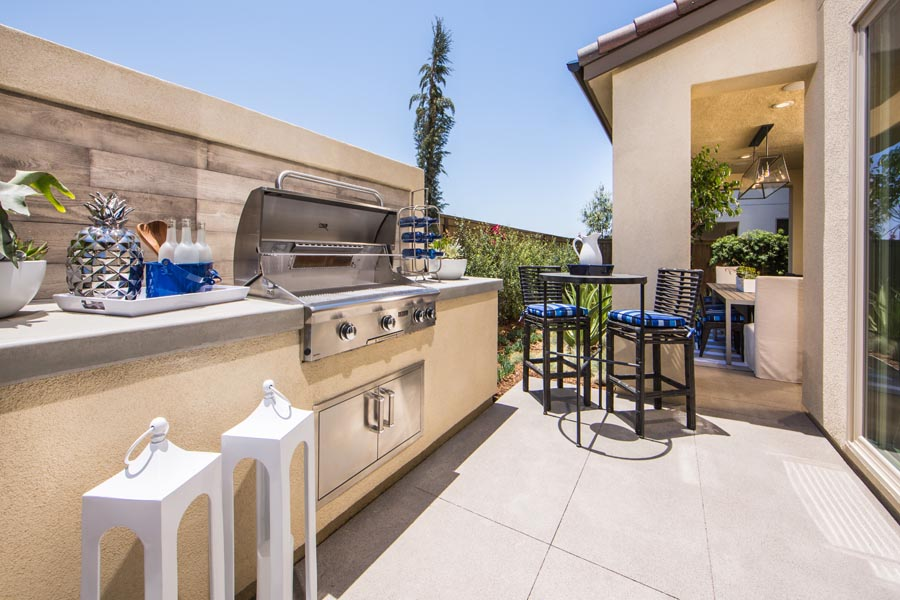 Residence 2 Outdoor | Prado at the Village of Escaya in Chula Vista, CA | Brookfield Residential