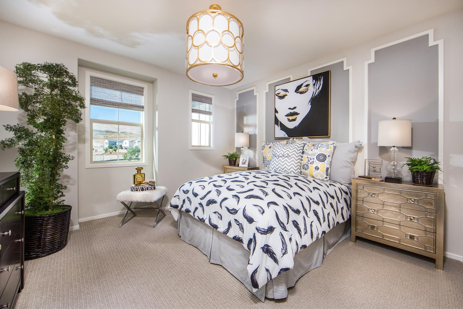 Residence 3 Bedroom 3 | Prado at the Village of Escaya in Chula Vista, CA | Brookfield Residential