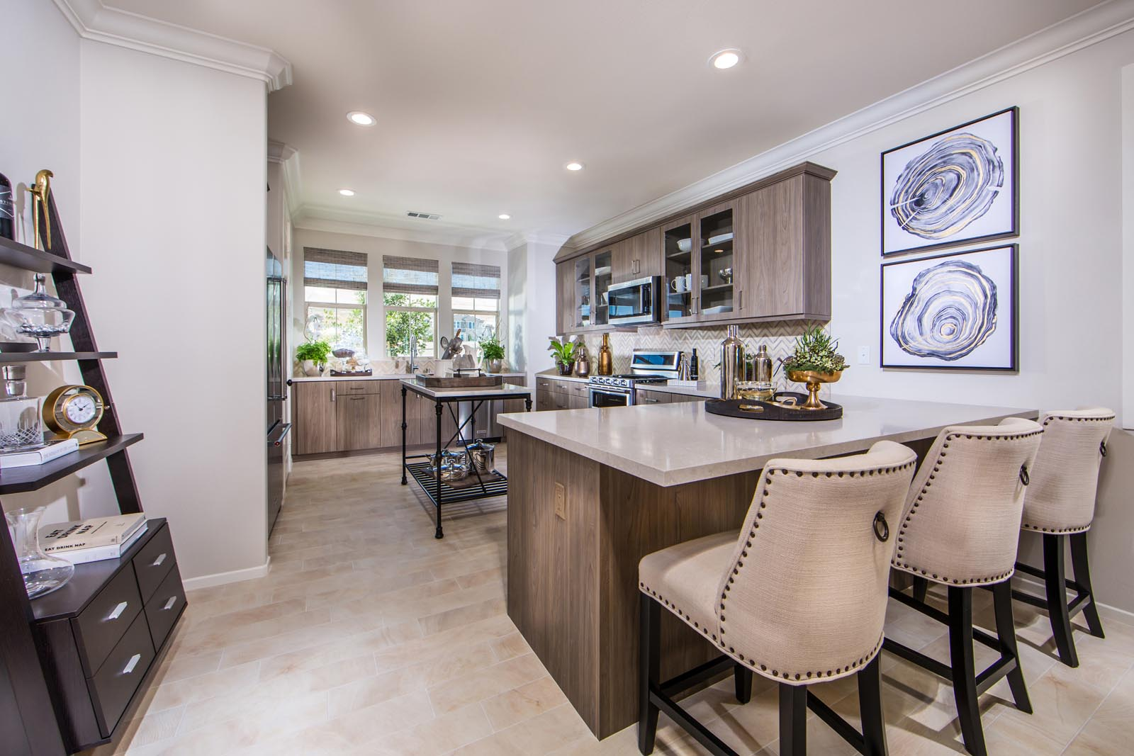 Residence 3 Kitchen | Prado at the Village of Escaya in Chula Vista, CA | Brookfield Residential
