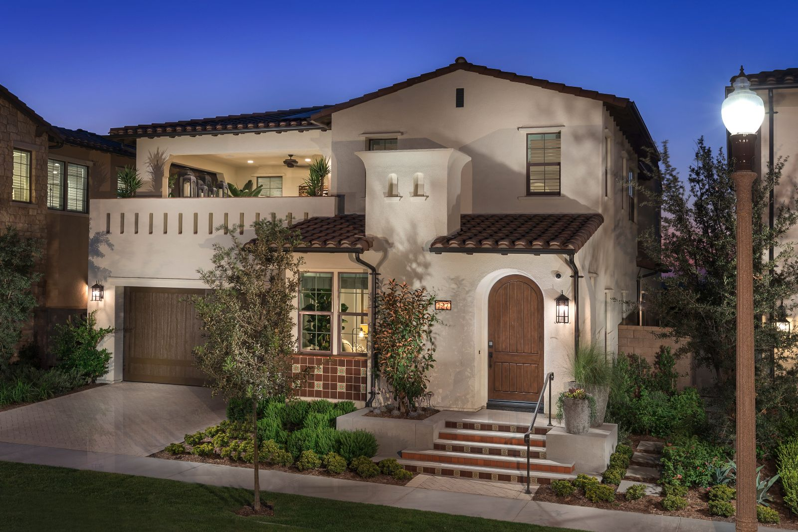 Exterior | Beverly at Eastwood Village in Irvine, CA | Brookfield Residential