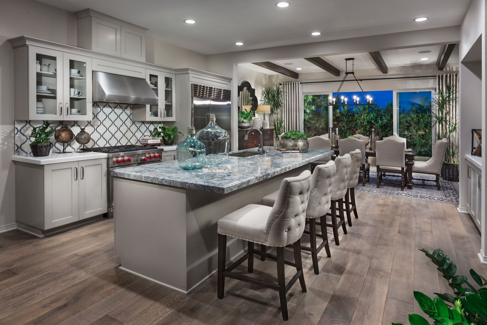 Kitchen | Beverly at Eastwood Village in Irvine, CA | Brookfield Residential