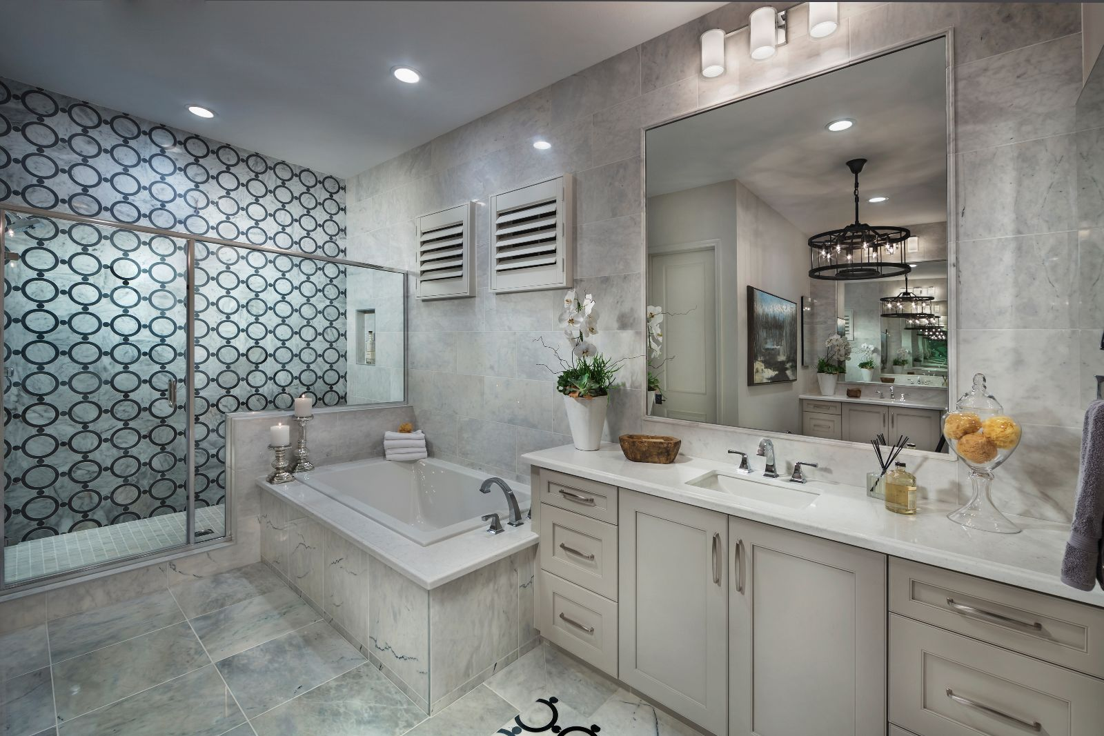 Master Bath | Beverly at Eastwood Village in Irvine, CA | Brookfield Residential