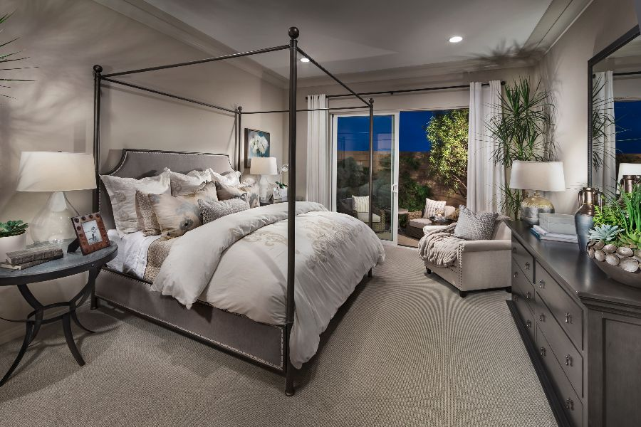 Master Bed | Beverly at Eastwood Village in Irvine, CA | Brookfield Residential