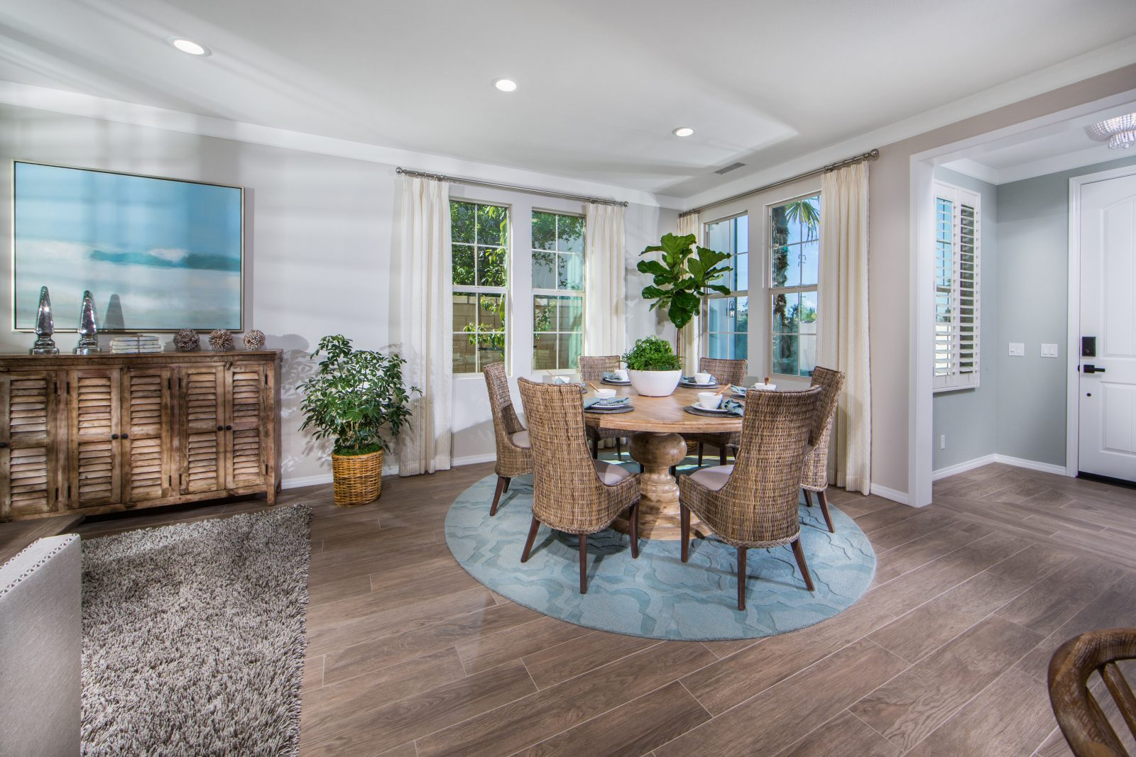 Dining Room | Cameo in Whittier, CA | Brookfield Residential