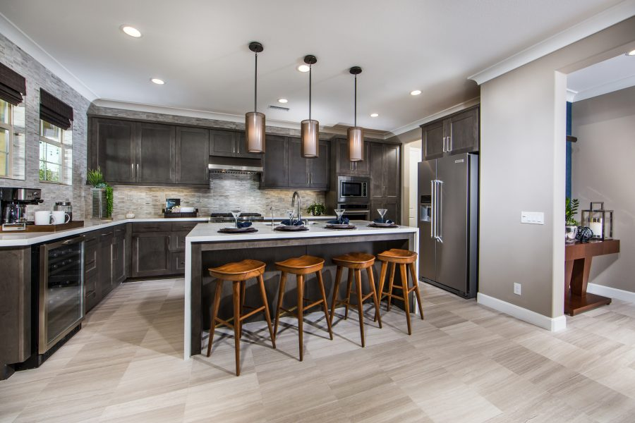 Kitchen | Cameo in Whittier, CA | Brookfield Residential
