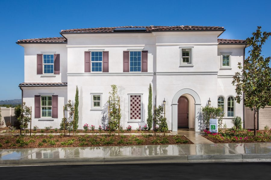 Exterior | Cameo in Whittier, CA | Brookfield Residential