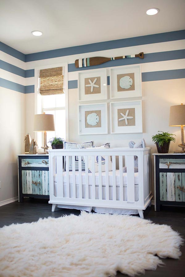Nursery Detail | Legado at Portola Springs in Irvine, CA | Brookfield Residential