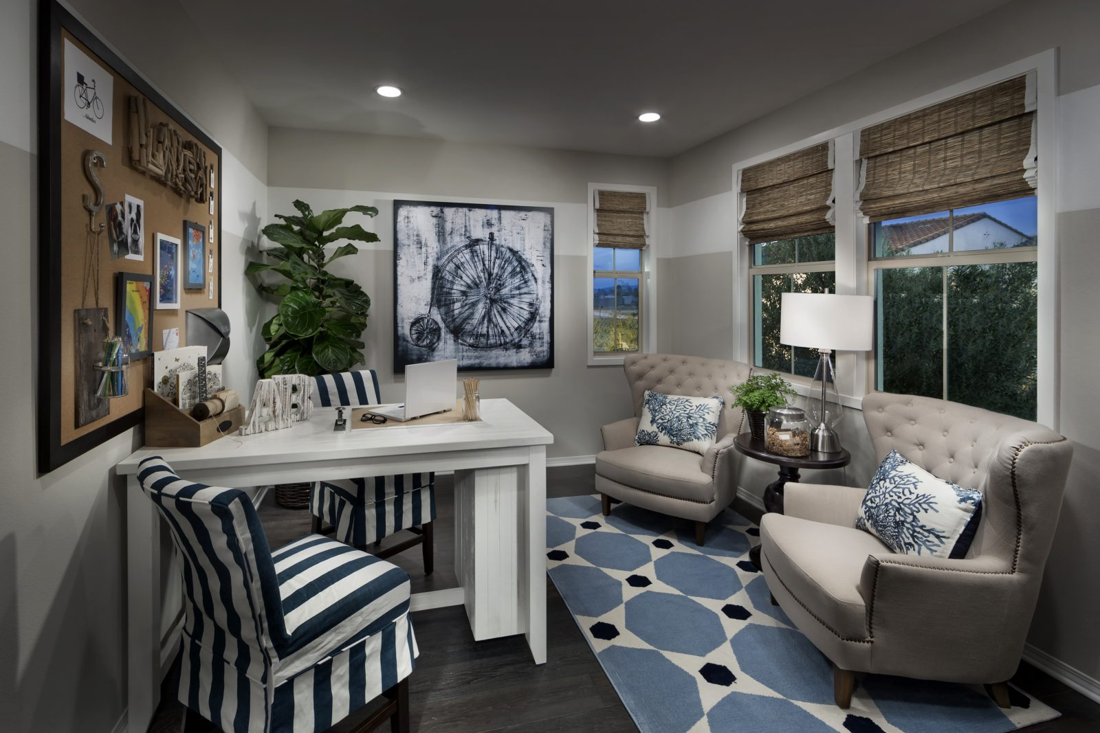 Office | Legado at Portola Springs in Irvine, CA | Brookfield Residential
