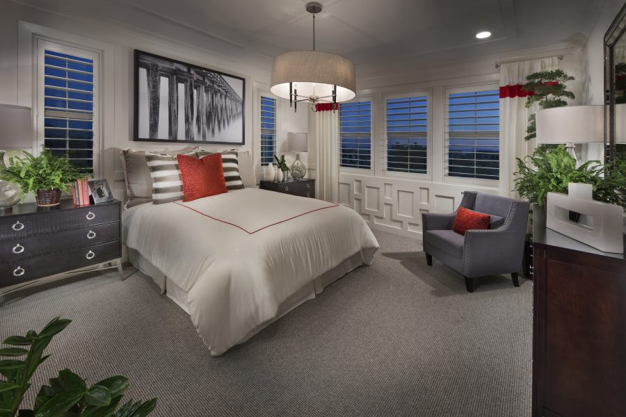 Master Bedroom | Legado at Portola Springs in Irvine, CA | Brookfield Residential