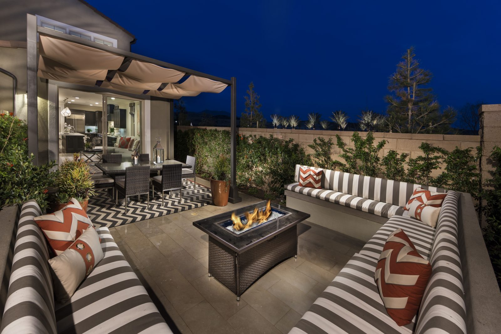 Rear Exterior | Legado at Portola Springs in Irvine, CA | Brookfield Residential