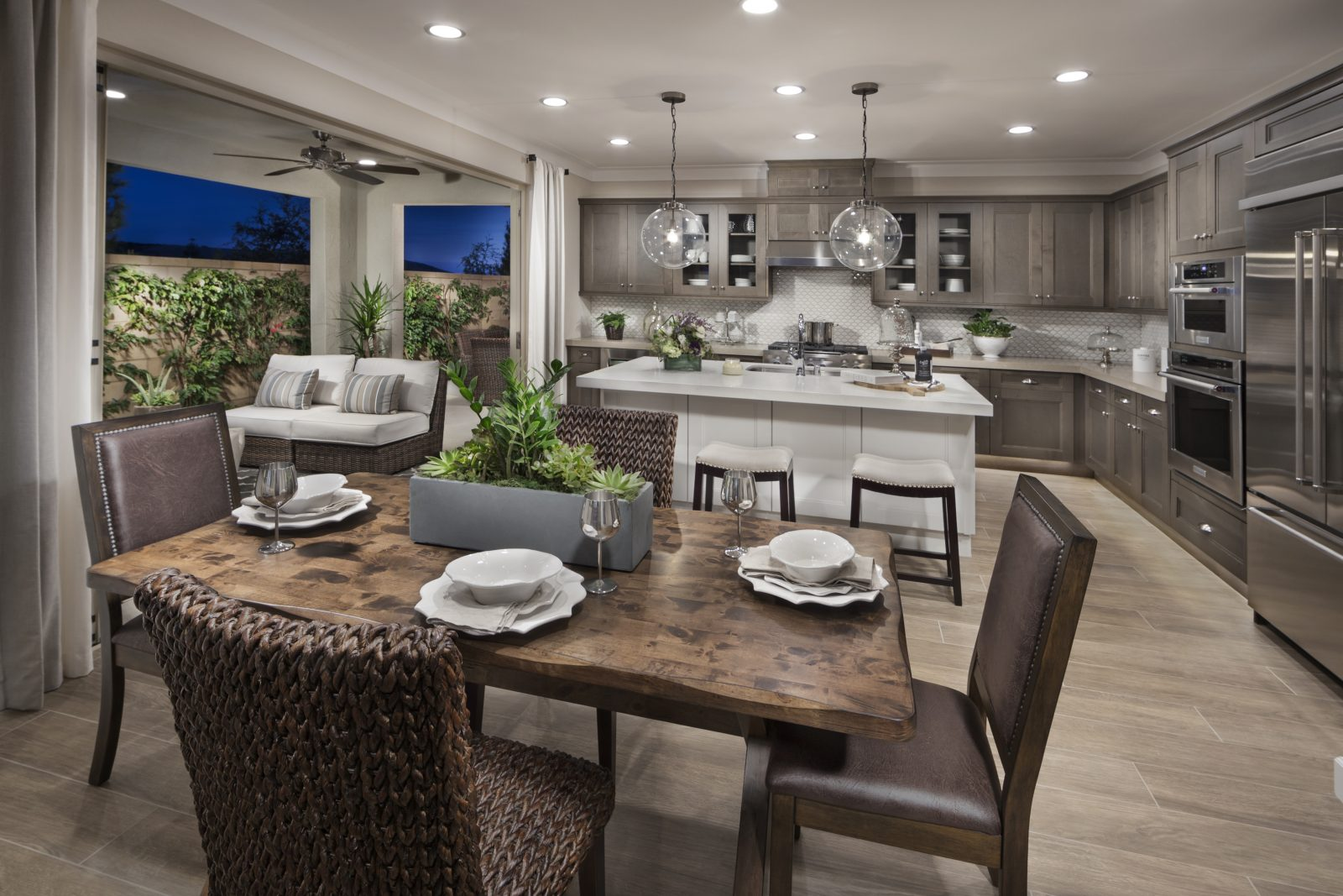 Dining Room | Legado at Portola Springs in Irvine, CA | Brookfield Residential