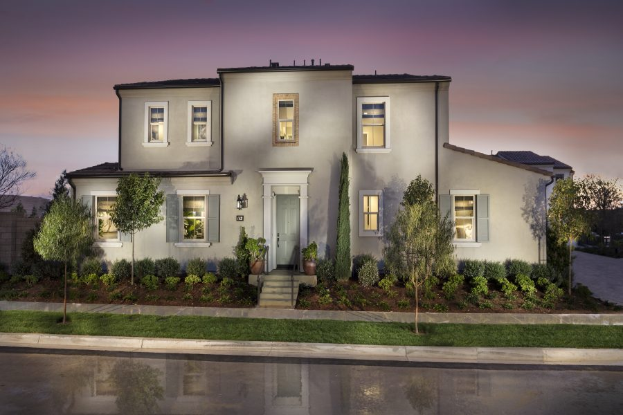 Exterior | Legado at Portola Springs in Irvine, CA | Brookfield Residential