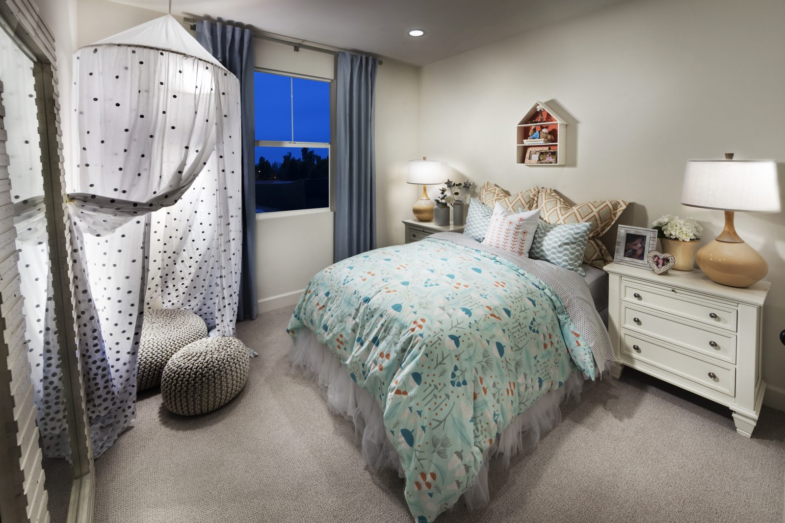 Bedroom | Aborel at New Haven in Ontario Ranch, CA | Brookfield Residential