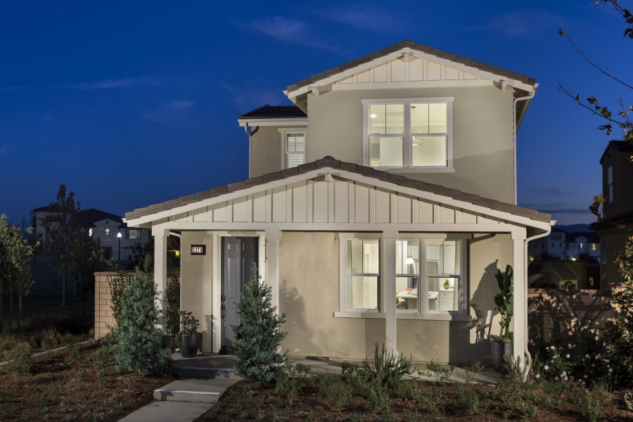 Exterior | Aborel at New Haven in Ontario Ranch, CA | Brookfield Residential