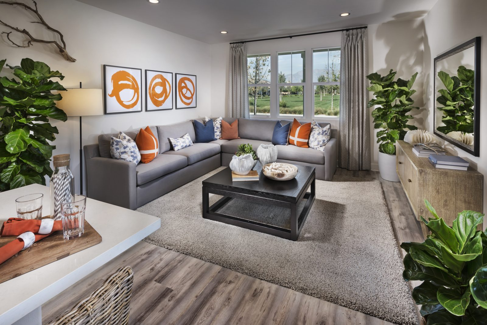 Homes For Sale In Ontario Ranch Arborel At New Haven Aluminum Wiring California Living Room Aborel Ca Brookfield Residential